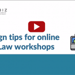 3 design tips for online Elder Law workshops