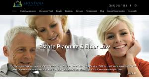 Montana Elder Law Website